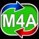 Easy M4A Converter