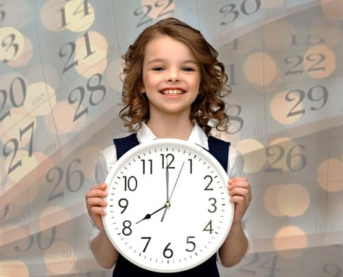Wie man die Zeit-des-Kindes-richtig-plant.