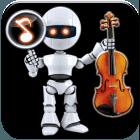 Finden-Sie-alle-Noten-auf-ihrer-Geige-icon